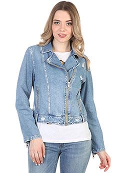 Женская джинсовая куртка 18W38