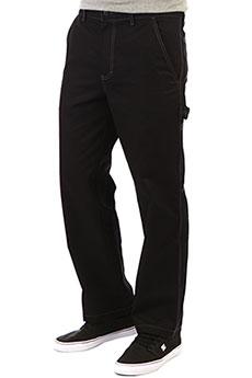 Джинсы прямые Anteater Workpants Black 8162-15