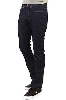 Джинсы прямые Anteater Jeans Navy 8162-16