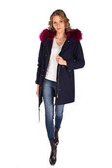 Женское зимнее пальто YM-7878 5