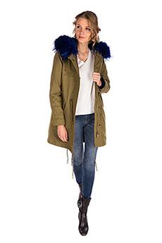 Женское зимнее пальто YM-7878 6