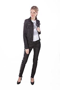 Женская джинсовая куртка 17W-356