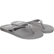 Вьетнамки QUIKSILVER Molokai Grey