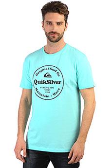 Футболка QUIKSILVER Scrtingredienss Aqua Splash
