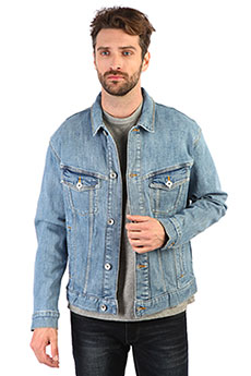 Куртка джинсовая QUIKSILVER Ogdenimjacket Salt Water
