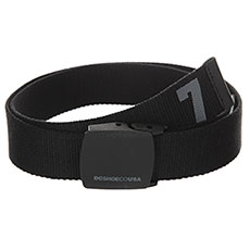 Ремень DC Web Belt Black