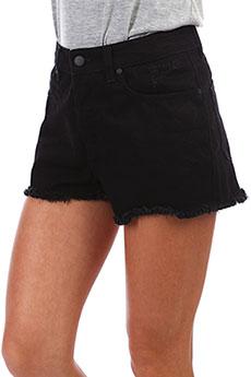 Шорты классические женские Roxy Sunsshadowblack Black