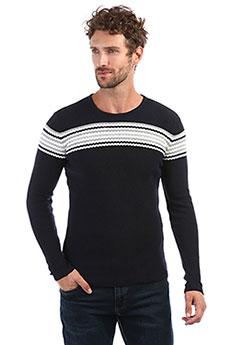 Мужской свитер 18W-LG-2173 lacivert