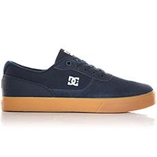 Кожаные кеды Switch DC Shoes