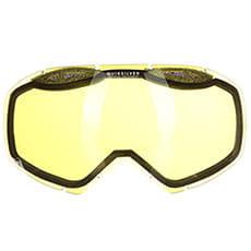 Линза для маски QUIKSILVER Fenom Lns Bas Yellow