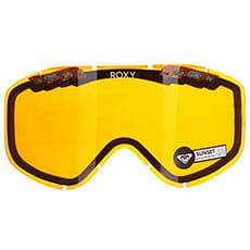 Линза для маски женская Roxy Sunset Bas Lns Orange