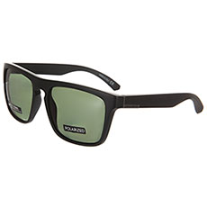 Очки QUIKSILVER The Ferris Plz Matte Black/Green Po