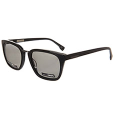 Очки QUIKSILVER Cruiser Shiny Black-gun/Grey