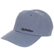 Бейсболка классическая QUIKSILVER Cursinbartender Stone Wash