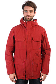 Куртка QUIKSILVER Fresh Evidence Brick Red