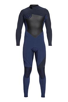 Гидрокостюм (Комбинезон) QUIKSILVER 32 Syn Bz Gbs Iodine Blue/Slate