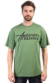 Футболка Anteater Green