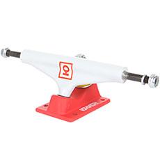 Подвески для скейтборда 2шт. Юнион trucks Red/White 5.5 (21 см)