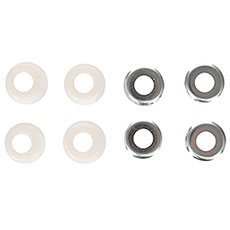 Амортизаторы Юнион Bushings 90A White
