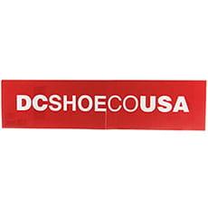 Виниловый DC SHOES стикер Skate Sticker