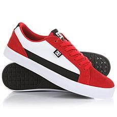Кеды низкие DC Lynnfield Red/Black/Red