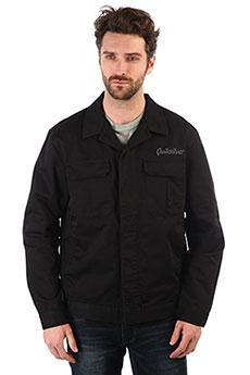 Куртка QUIKSILVER Twicewilted Black