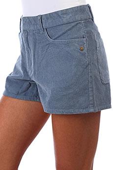 Вельветовые шорты ROXY с высокой талией Boy Rules