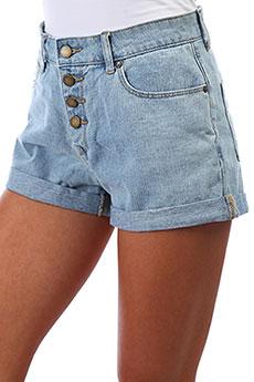 Джинсовые шорты ROXY с высокой талией Authentic