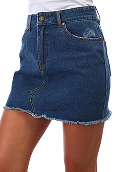 Юбка женская Roxy Icondenimskirt Medium