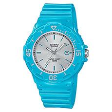 Кварцевые часы женские Casio Collection 69231 Lrw-200h-2e3vef Light Blue