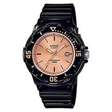 Кварцевые часы женские Casio Collection 69233 Lrw-200h-9e2vef Black