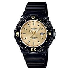 Кварцевые часы женские Casio Collection 69234 Lrw-200h-9evef Black