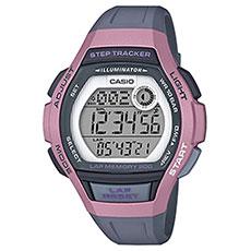 Электронные часы женские Casio Collection 69249 Lws-2000h-4avef Pink