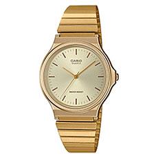 Кварцевые часы Casio Collection 69251 Mq-24g-9eef Gold