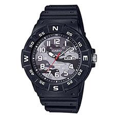 Электронные часы Casio Collection 69254 Mrw-220hcm-1bvef Black