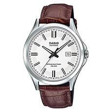 Кварцевые часы Casio Collection 69263 Mts-100l-7avef Grey