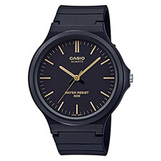Кварцевые часы Casio Collection 69264 Mw-240-1e2vef Black