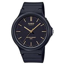 Кварцевые часы Casio Collection 69264 Mw-240-1e2vef Black