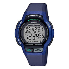 Электронные часы Casio Collection 69266 Ws-1000h-2avef Blue