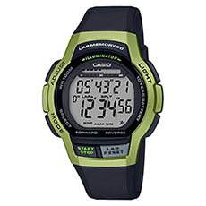 Электронные часы Casio Collection 69267 Ws-1000h-3avef Green