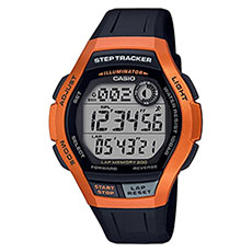 Электронные часы Casio Collection 69270 Ws-2000h-4avef Orange