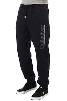 Штаны спортивные QUIKSILVER Trackpantscreen Black