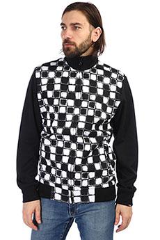 Толстовка классическая мужская Volcom The checkmate track White