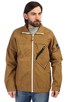 Куртка QUIKSILVER Goodweatherjack British Khaki