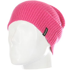 Шапка носок женская Billabong Dark Winter Rebel Pink