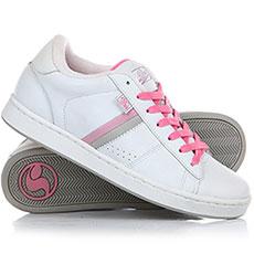 Кеды низкие DVS Sg/Daewon9 Sp White/Pink