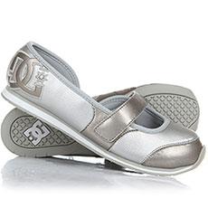 Балетки DC Ws Robertson Metallic Silver