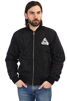 Бомбер мужской Palace Thinsulate bomber Black/White