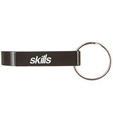 Брелок Открывалка Skills Black