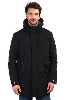 Куртка зимняя Запорожец Dubovie Listia Black